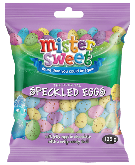Original Speckled Eggs